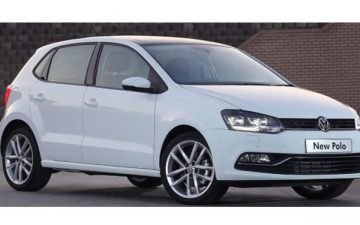 Rent VW Polo TDI 5 doors