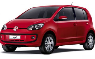 Rent VW UP 5 doors